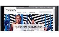 Kocca lancia il nuovo sito web e e-shop