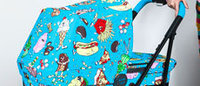 Jeremy Scott entwirft Kinderwagen für Cybex