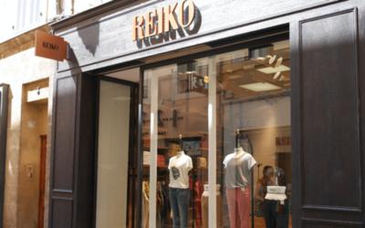 reiko a ouvert une seconde boutique aix en provence actualit business 731000. Black Bedroom Furniture Sets. Home Design Ideas