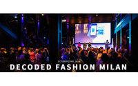 Decoded Fashion: sul podio una start-up italiana
