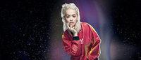 Cosmos é referência para parceria entre adidas Originals e Rita Ora