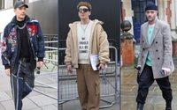 TrendPX : Menswear - London Fashion Week Autumn/Winter 2020