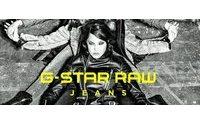 G-Star RAW fait à nouveau appel à Ellen von Unwerth