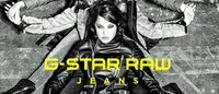 G-Star Raw enlists Ellen von Unwerth one more time