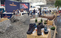 ISPO's Outdoor trade show off to quiet start on Sunday in Munich