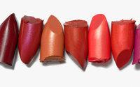 Le rouge à lèvres, produit star du maquillage en sélectif