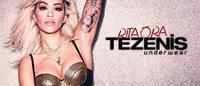 Tezenis lancia l'e-commerce e presenta la nuova testimonial, Rita Ora