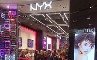 Nyx implante sa première boutique au Royaume-Uni