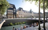 Frey remporte l'appel à projets pour la transformation du Palais de commerce de Rennes