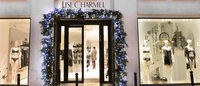 Lise Charmel a ouvert son fief parisien