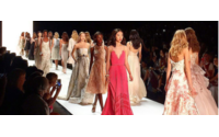 Badgley Mischka took fashionistas on a trip to 1950s Buenos Aires