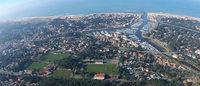 Glisse: cinq hectares dédiés à la filière à Soorts-Hossegor