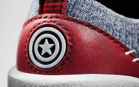 Clarks Kids in Marvel link-up for Avengers collection