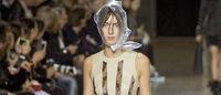 Fashion Week de Londres : Kane voyage dans l'étrange