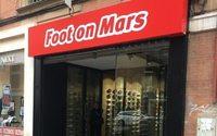 Foot on Mars abre tienda en Cáceres