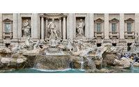 Fendi финансирует реконструкцию римских фонтанов