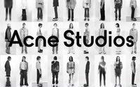 Acne Studios promet un show inédit dimanche