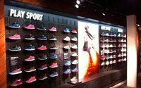 Nike alcanza la docena de tiendas en Venezuela