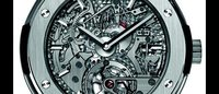 Hublot should record double-digit growth despite drop in the ruble