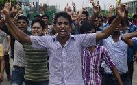 Dhaka Apparel Summit : les marques lancent un boycott médiatique en soutien aux grévistes
