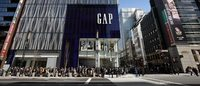 Gap一系列讨好消费者策略 业绩仍下滑跌40%
