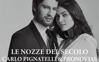 Pronovias e Carlo Pignatelli vanno a nozze