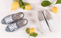 Cuisse de Grenouille teams up with Superga