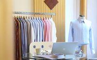 Le Chemiseur ouvre un espace pour recevoir ses clients à Paris