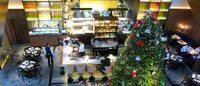 Cats Brothers creates Christmas tree for German Gymnasium