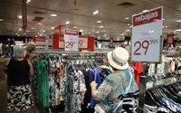 El comercio de moda cierra 2018 con una caída anual del 2,2 %