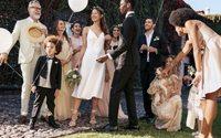 H&M lança coleção de vestidos e lingerie para noivas