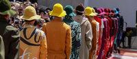 Burberry Prorsum traz looks coloridos para os homens