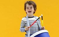 Petit Bateau lance son programme musical