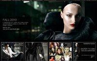 Donna Karan relauncht Webseite
