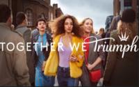 Triumph startet eine globale Kampagne, die im kollektiven Empowerment wurzelt