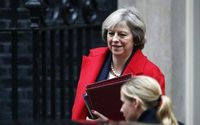 UK PM Theresa May to appear in April edition of Vogue