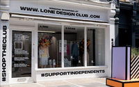 LDC launches 'phygital' shoppable windows in London