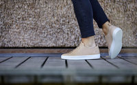 """Ecco makes """"first solid step"""" to water-free leather manufacturing"""