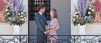 Valentino veste le nozze di Beatrice Borromeo