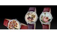 Watches: Vacheron Constantin presents trio of 'Temple of Flora' timepieces