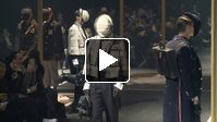 Thom Browne Fashion show - MENS collection Autumn-Winter 2016/17 in Paris (with interviews)