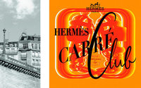 Hermès Carré Club, l'expo interactive qui célèbre le carré débarque à Paris