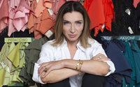 Elisabetta Franchi sfila in tv per il rientro nel calendario di Camera Moda