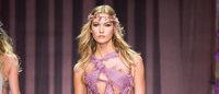 Versace destaca-se na Semana de Alta-costura de Paris