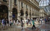 Fratelli Rossetti debutta in Galleria a Milano