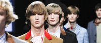 Menswear gets quirky detailing at Milan autumn/winter shows