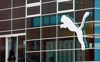Puma annonce une croissance de 10 % pour 2018