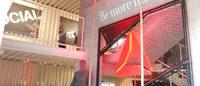 リーボックのフィットネス体験施設「バトルクラブ」が原宿に期間限定オープン