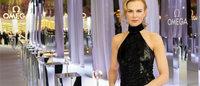 Omega: la decennale brand ambassador Nicole Kidman inaugura una mostra degli orologi femminili del brand