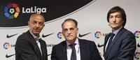 Nike renueva su acuerdo de patrocinio con la liga española de fútbol